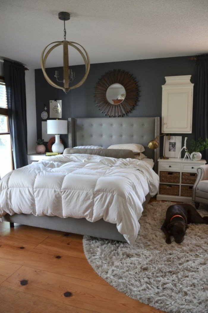 Best Bedroom In Gray – 88 Bedrooms With Significant Presence Of With Pictures