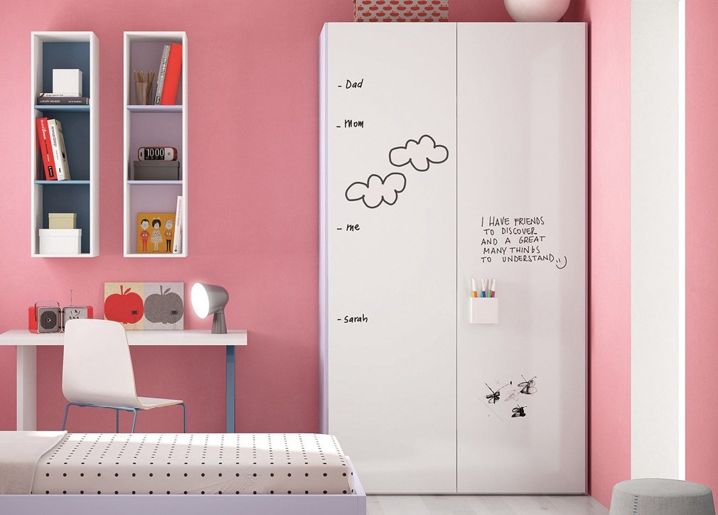 Best Graphic Children S Wardrobe Childrens Bedroom Wardrobes With Pictures