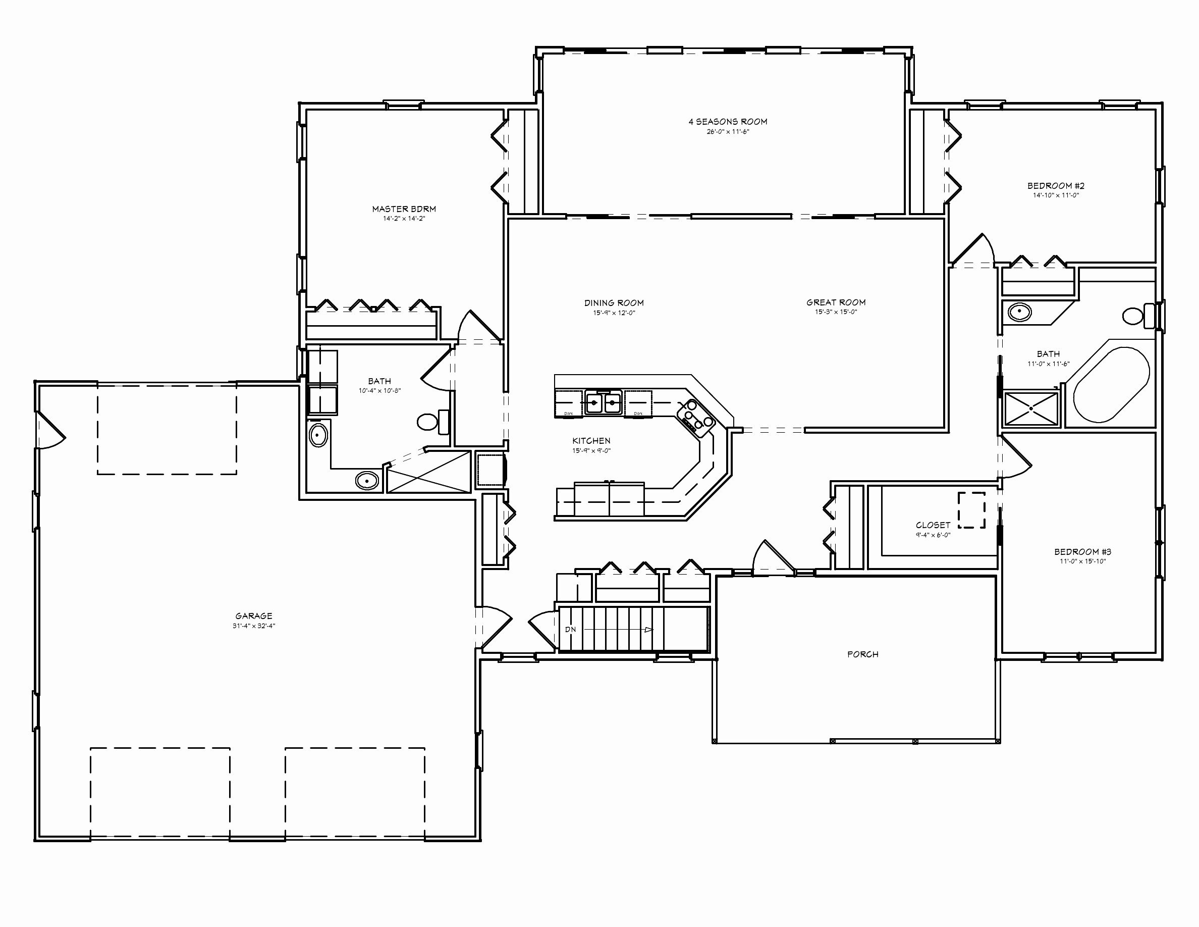 Best Ranch House Plans With Basement 3 Car Garage Door Ideas With Pictures