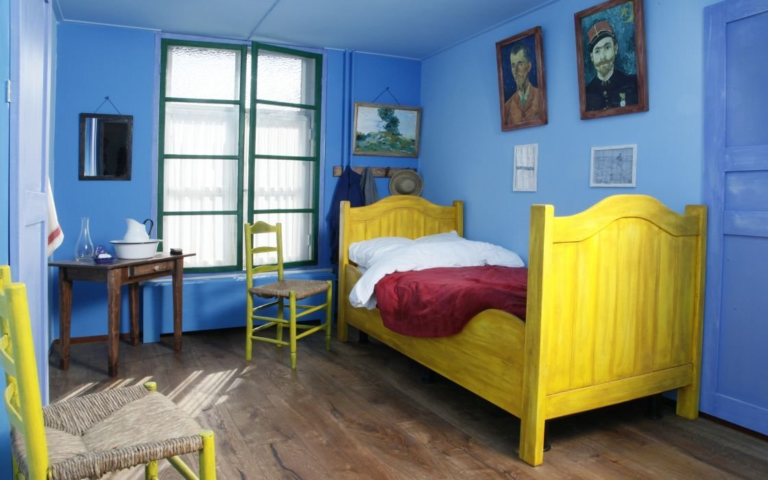 Best World Famous Van Gogh Bedroom Holland Com With Pictures