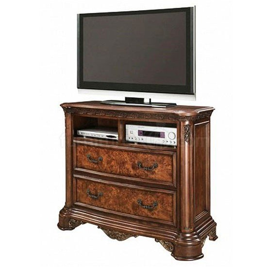 Best Newcastle Cherry Finish 6 Piece Bedroom Set By Coaster 200141 With Pictures