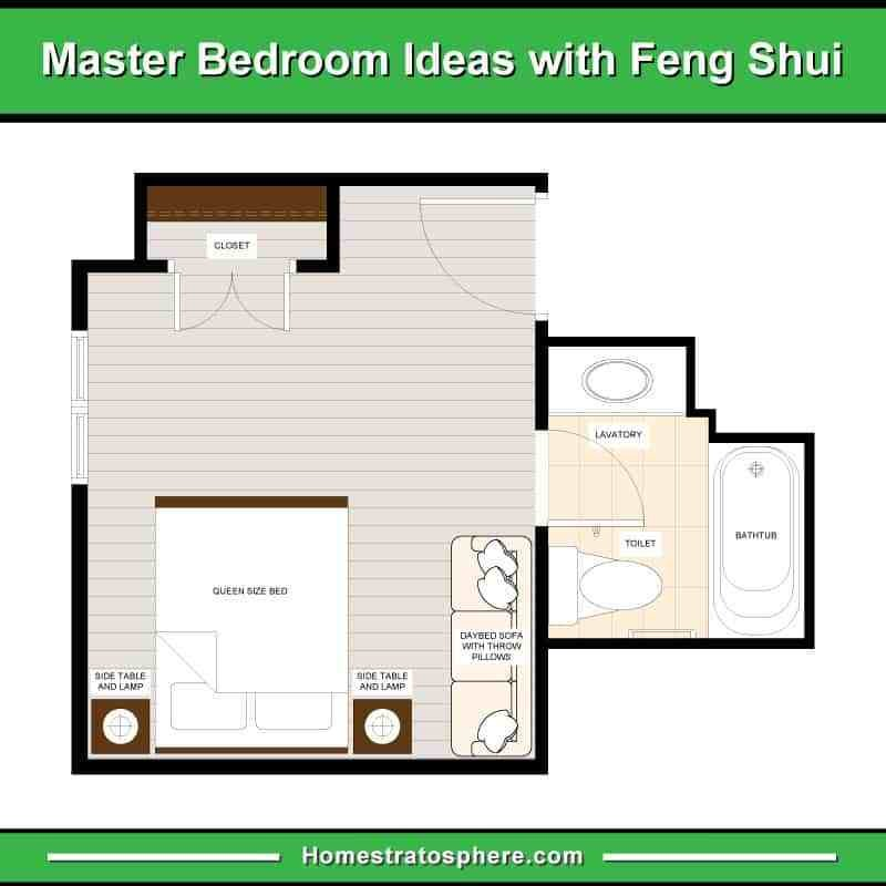 Best How To Feng Shui Your Bedroom 25 Rules With 17 Layout With Pictures