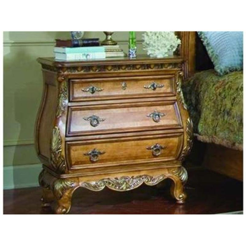 Best 625 3100 Legacy Classic Furniture Versailles Bedroom Night With Pictures