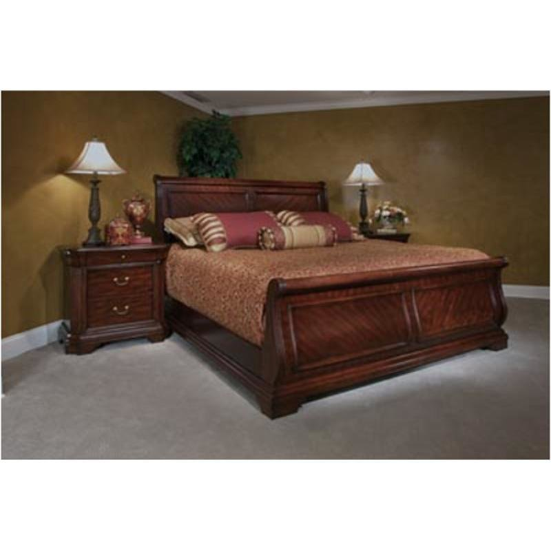 Best 4145 54 Broyhill Furniture Chateau Calais Queen Sleigh Bed With Pictures