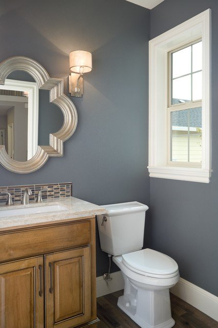 Best Grizzle Gray And Silver Bathroom Interiors By Color With Pictures