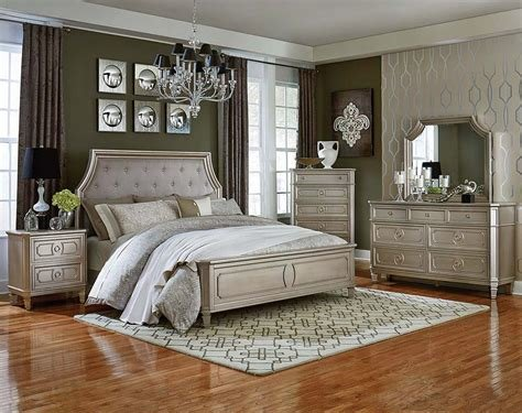 Best Sophisticated Silver Bedroom Furniture Color Bedroom With Pictures