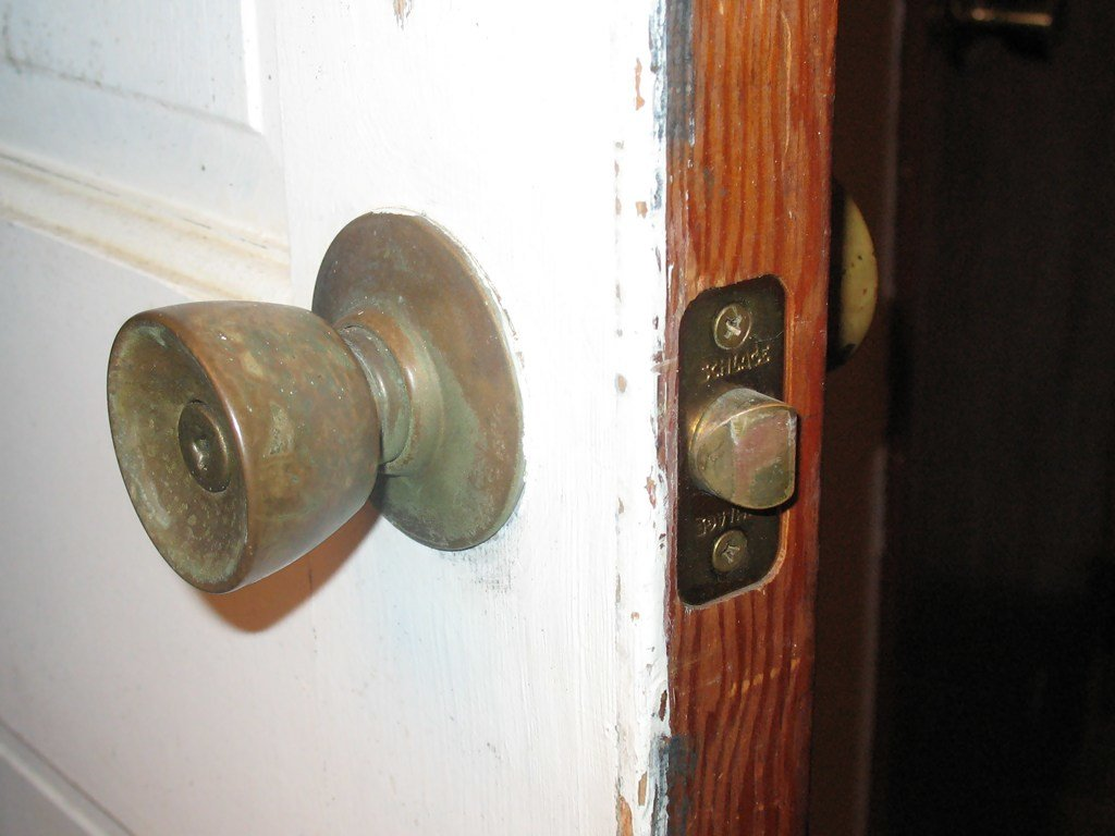 Best How To Change An Exterior Door Knobs And Lock — Home Ideas With Pictures