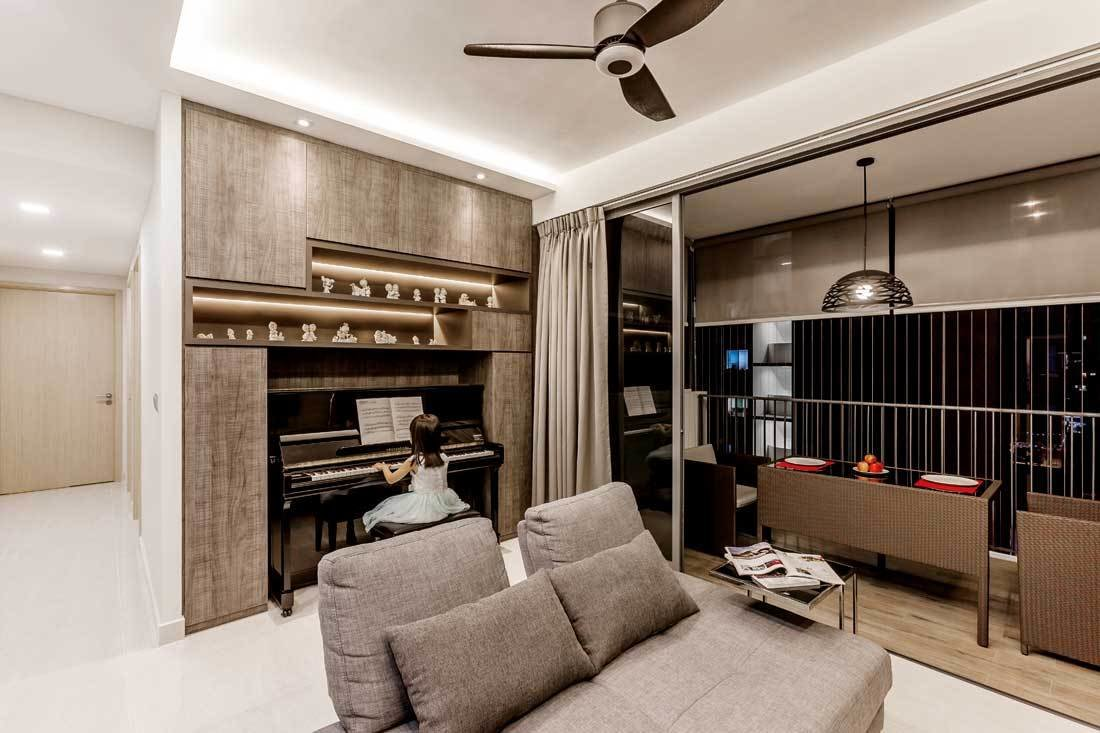 Best 5 Space Defying Hdb Bedrooms Lookboxliving With Pictures