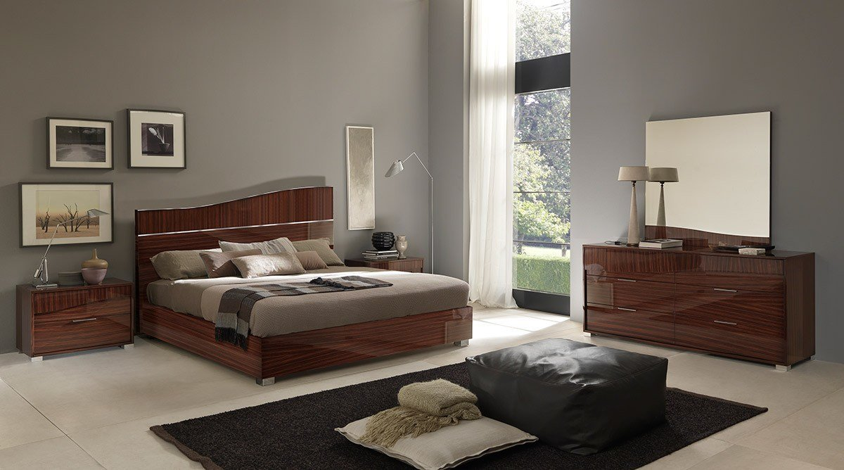Best Sma Sogno Modern Bedroom Set Made In Italy With Pictures