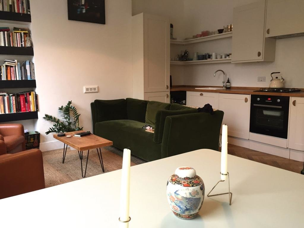 Best 1 Bed Flat To Rent Newington Green Road London N1 4Ra With Pictures