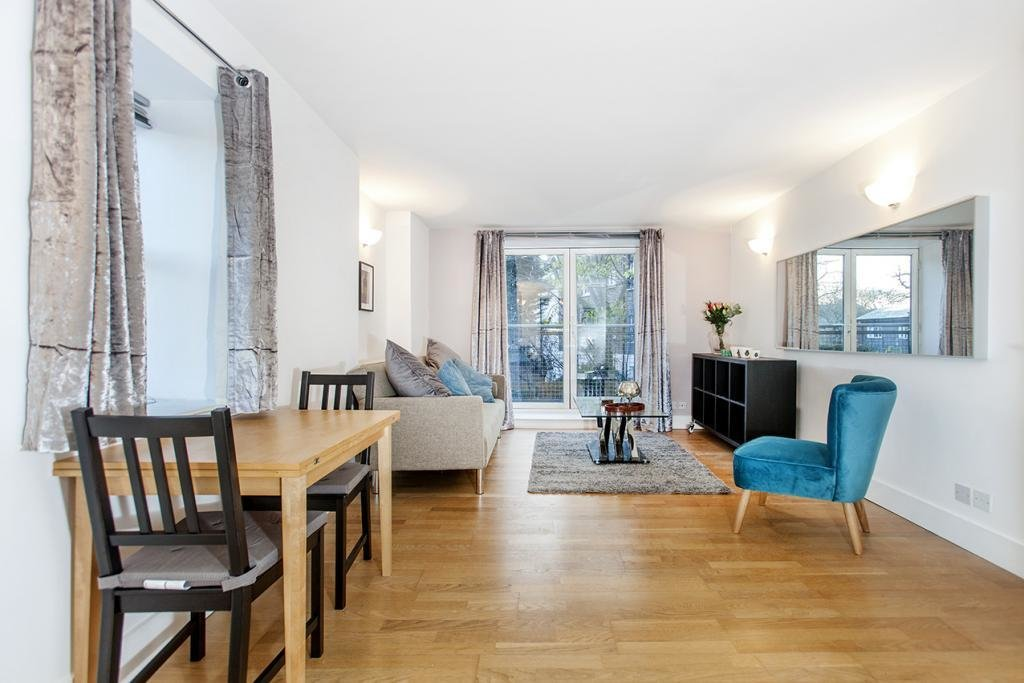 Best 1 Bed Flat To Rent B*Lls Pond Place London N1 4Bq With Pictures