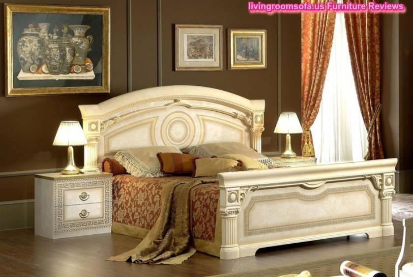 Best Classic Bedroom Furniture Aida Bed Made In Italy With Pictures