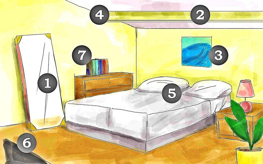 Best Attract Love Into Your Life With These 7 Feng Shui Bedroom With Pictures