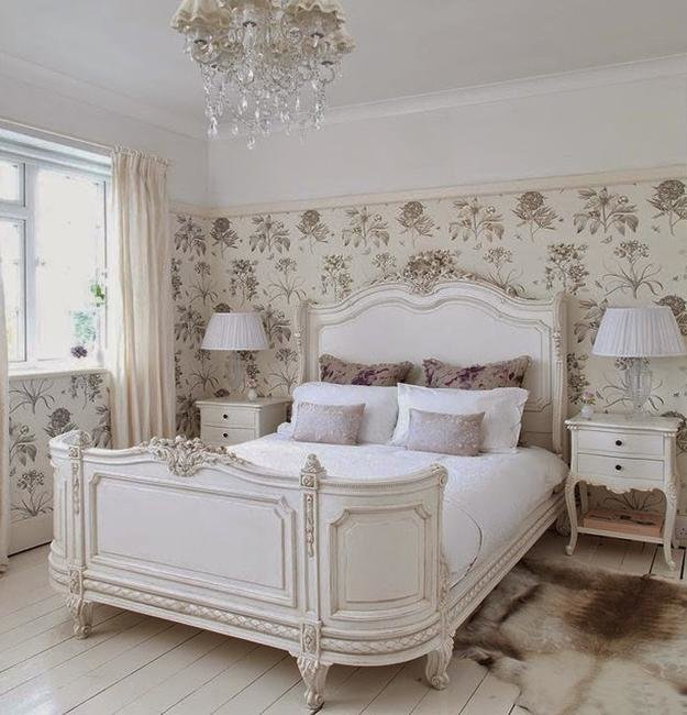 Best 22 Classic French Decorating Ideas For Elegant Modern Bedrooms In Vintage Style With Pictures