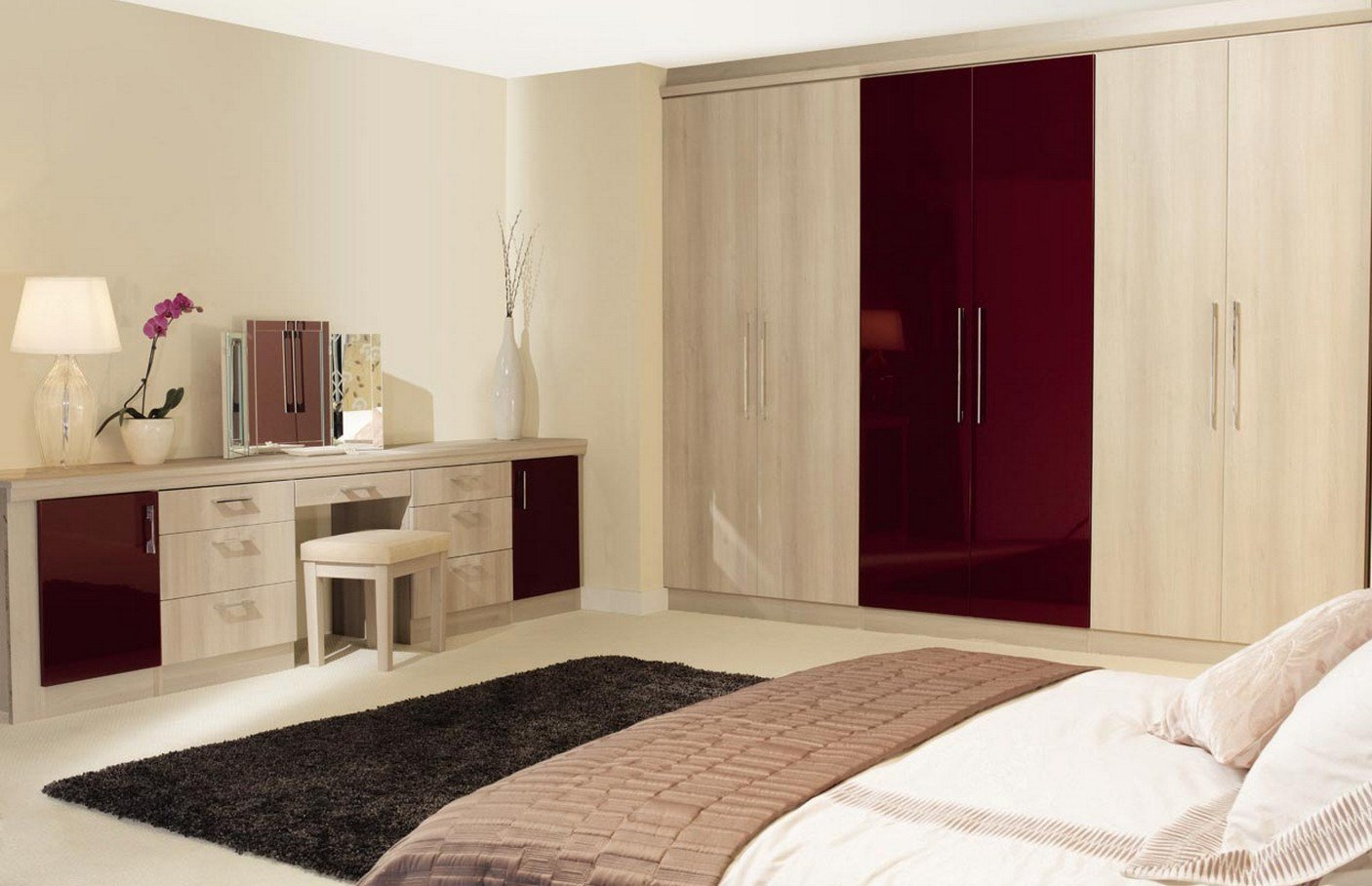 Best 35 Images Of Wardrobe Designs For Bedrooms You Mean D With Pictures