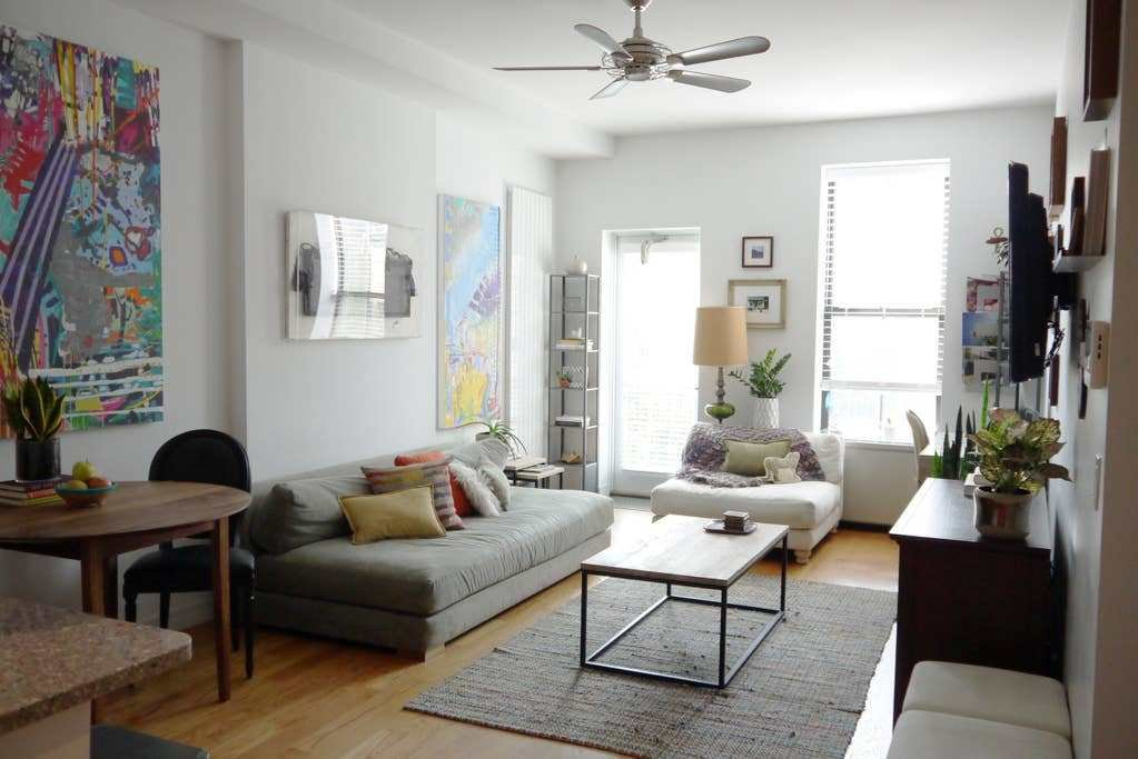 Best Peaceful Greenpoint Apartment Apartments For Rent In Brooklyn New York United States With Pictures