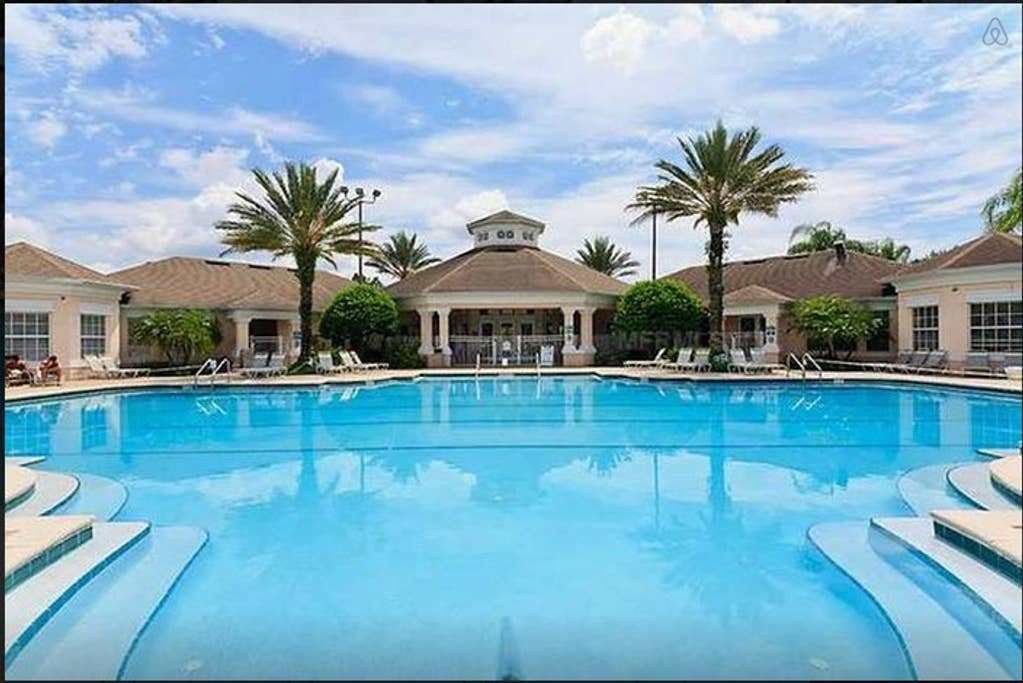 Best 3 Miles To Disney 3 Bedroom Resort Style Condo Apartments For Rent In Kissimmee Florida With Pictures