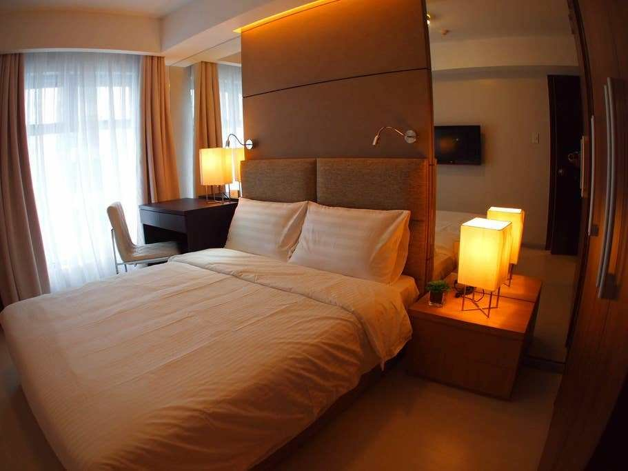 Best 1 Bedroom Apartment In Makati Ave Apartments For Rent In With Pictures
