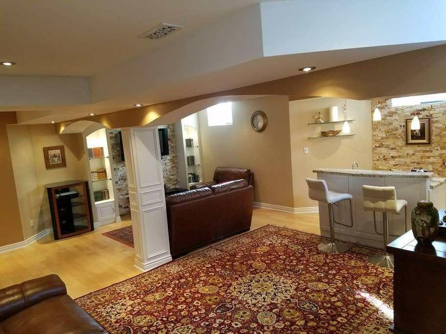 Best Spacious Basement Apartment With Separate Entrance Guest With Pictures