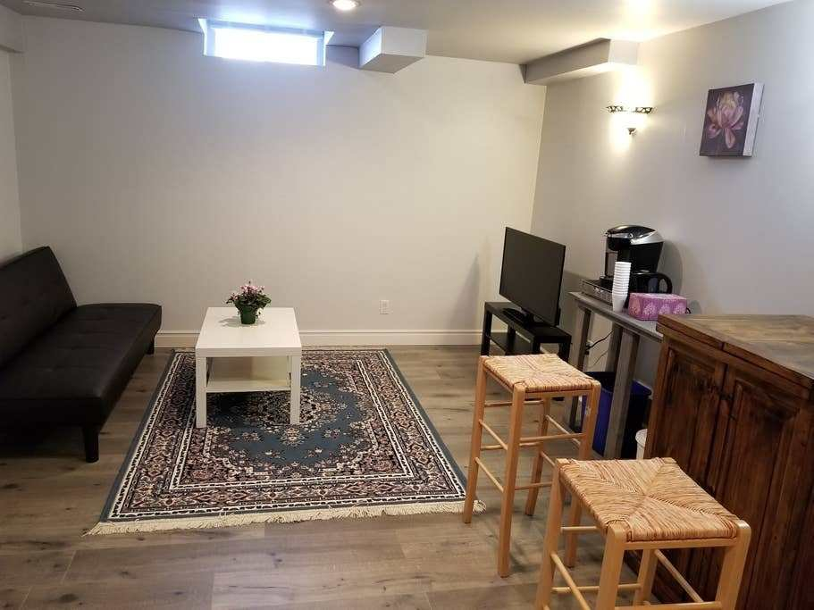 Best One Bedroom Basement Apartment Private Entrance Houses With Pictures