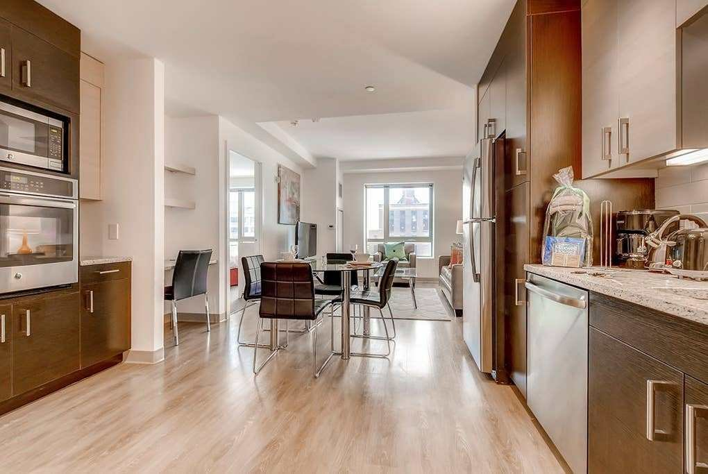 Best Luxury 1 Bedroom Boston Apartment Yoga Studio With Pictures