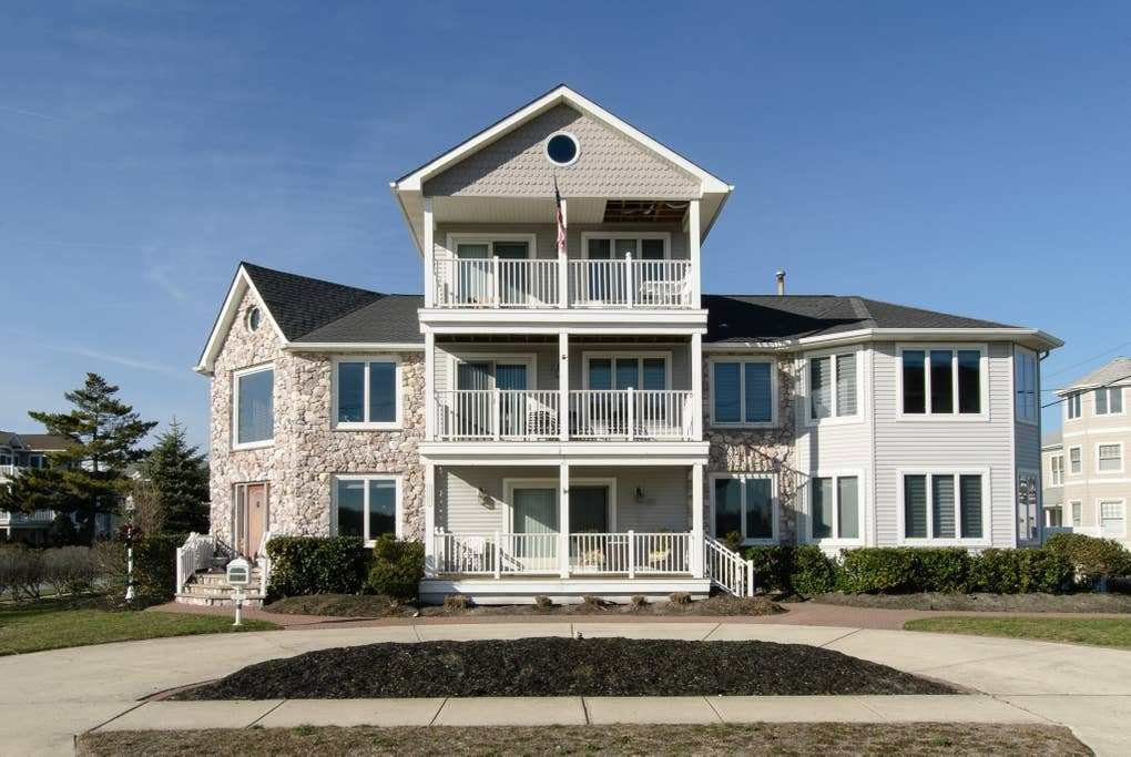 Best 6 Bedroom 4Bath Beach House Near Borgota Casinos Houses For Rent In Brigantine New Jersey With Pictures