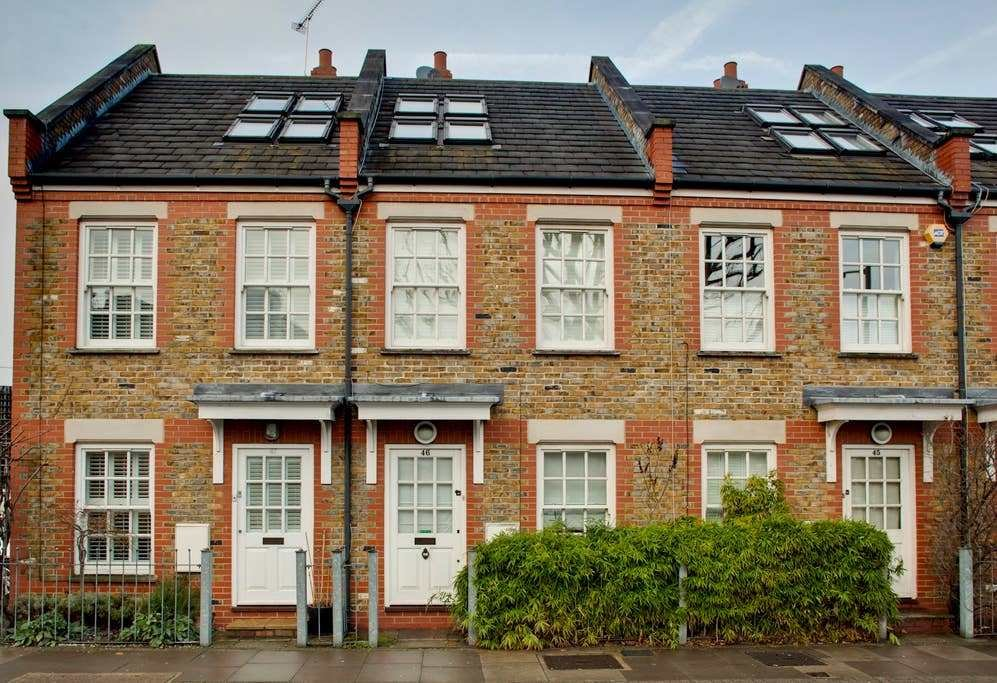 Best Battersea 2 Bedroom House Parking Townhouses For Rent With Pictures