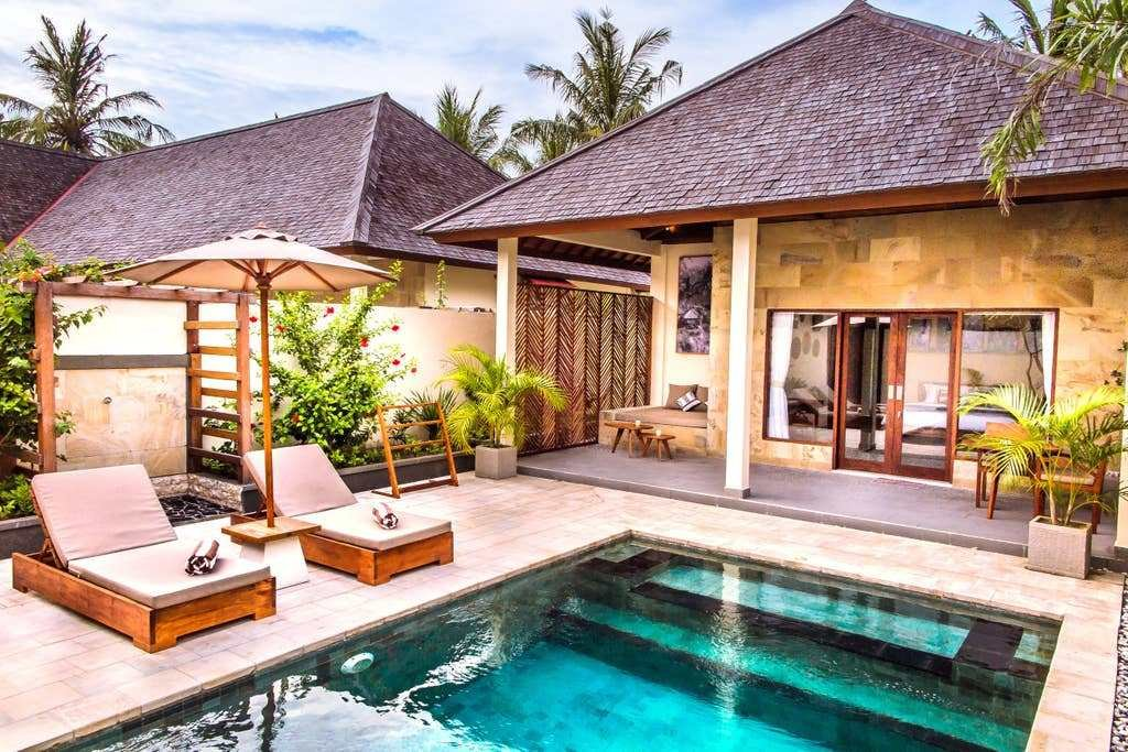Best Utara Villas 2 1 Bed Room Villas Private Pool With Pictures