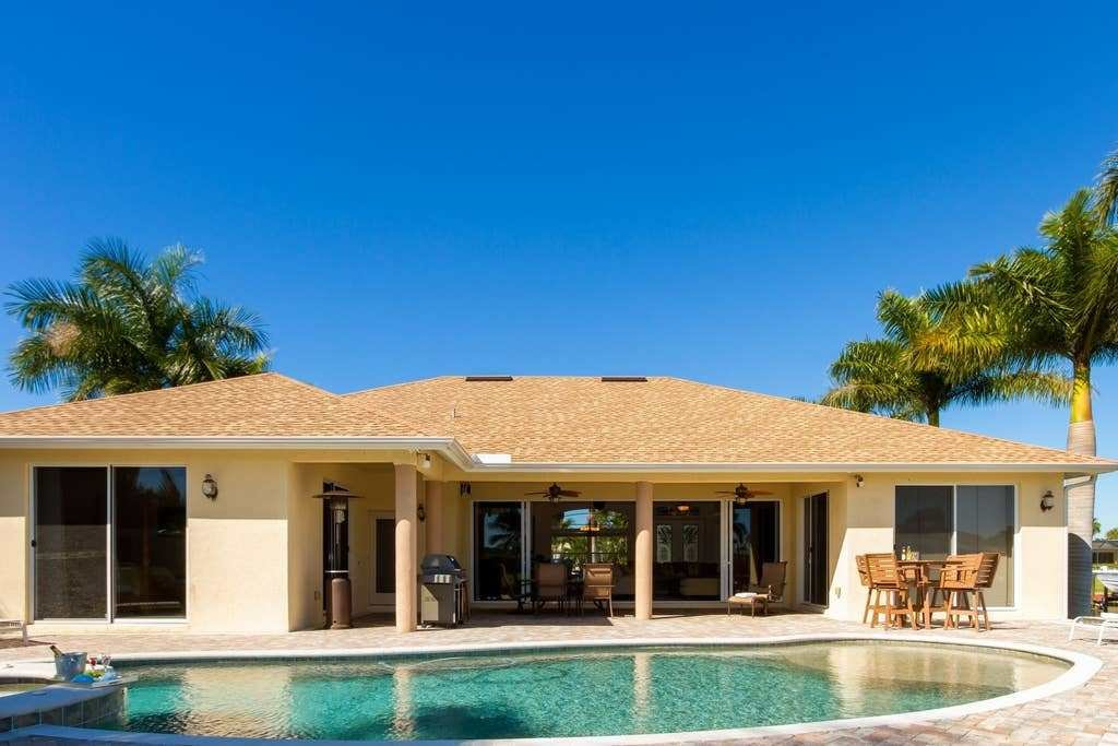 Best Rubicon Nights 3 Bedroom Pool Home Houses For Rent In Cape Coral Florida United States With Pictures
