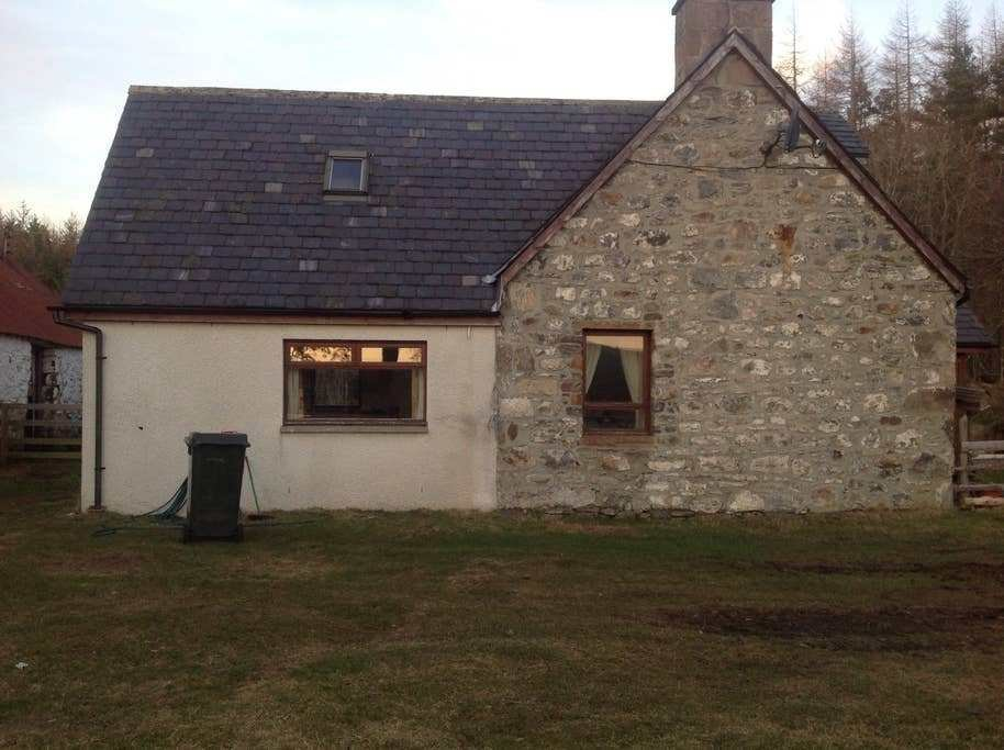 Best Scottish Tranquil Cottage Near Loch Ness Houses For Rent With Pictures