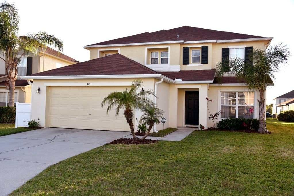 Best 6 Bedroom Pool Home 20 Min To Disney Houses For Rent In Davenport Florida United States With Pictures