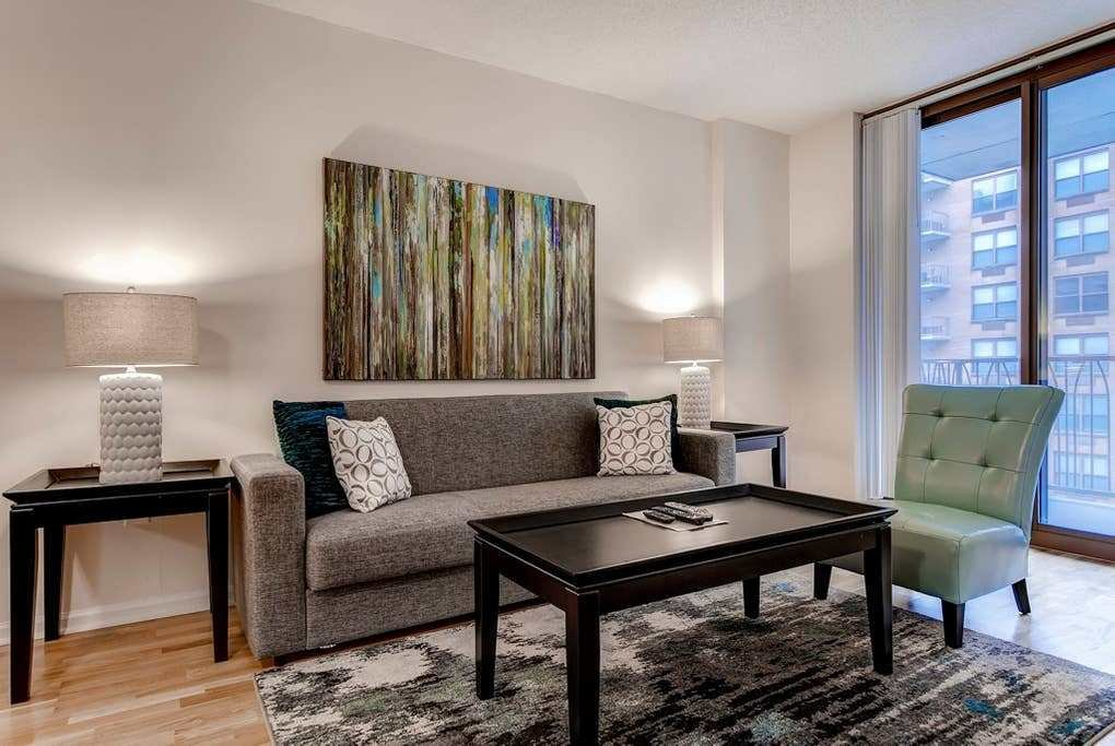 Best Fully Furnished 1 Bedroom Hoboken Apartment Apartments For Rent In Hoboken New Jersey United With Pictures