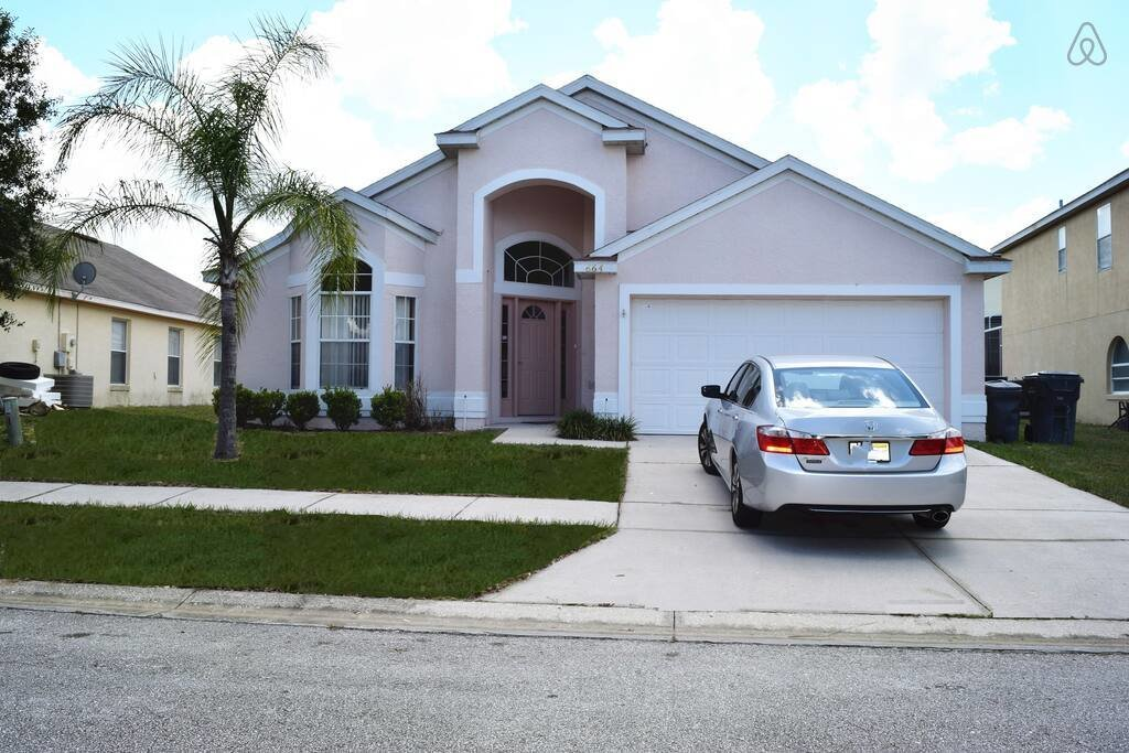 Best Nice 4B Villa With Pool Close To Disney Houses For Rent In Davenport Florida United States With Pictures