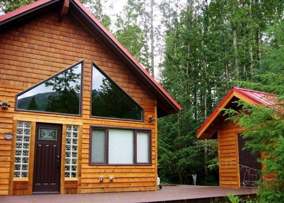 Best Mount Hood Cabin Overlooking The Glacier Houses For Rent With Pictures