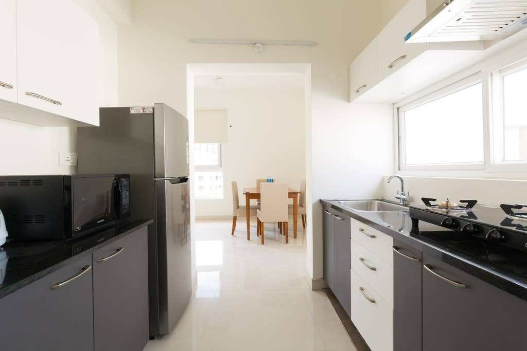 Best Olive Cozy 2 Bedroom Apartment Hitech City Serviced Apartments For Rent In Hyderabad With Pictures