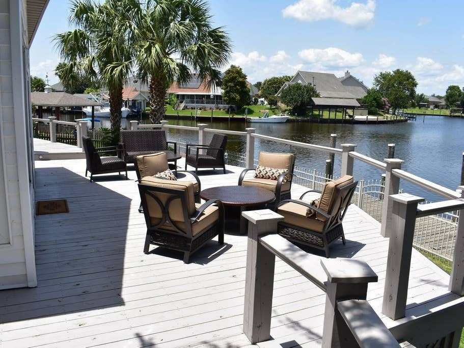 Best New Orleans Area Waterfront Home Sea La Vie Houses For With Pictures