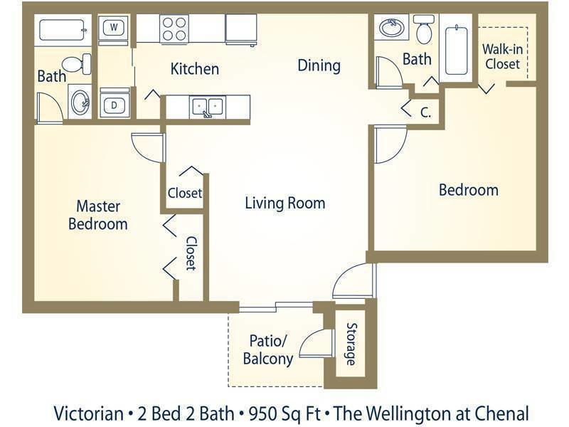Best Apartment Floor Plans Pricing – Wellington At Chenal With Pictures