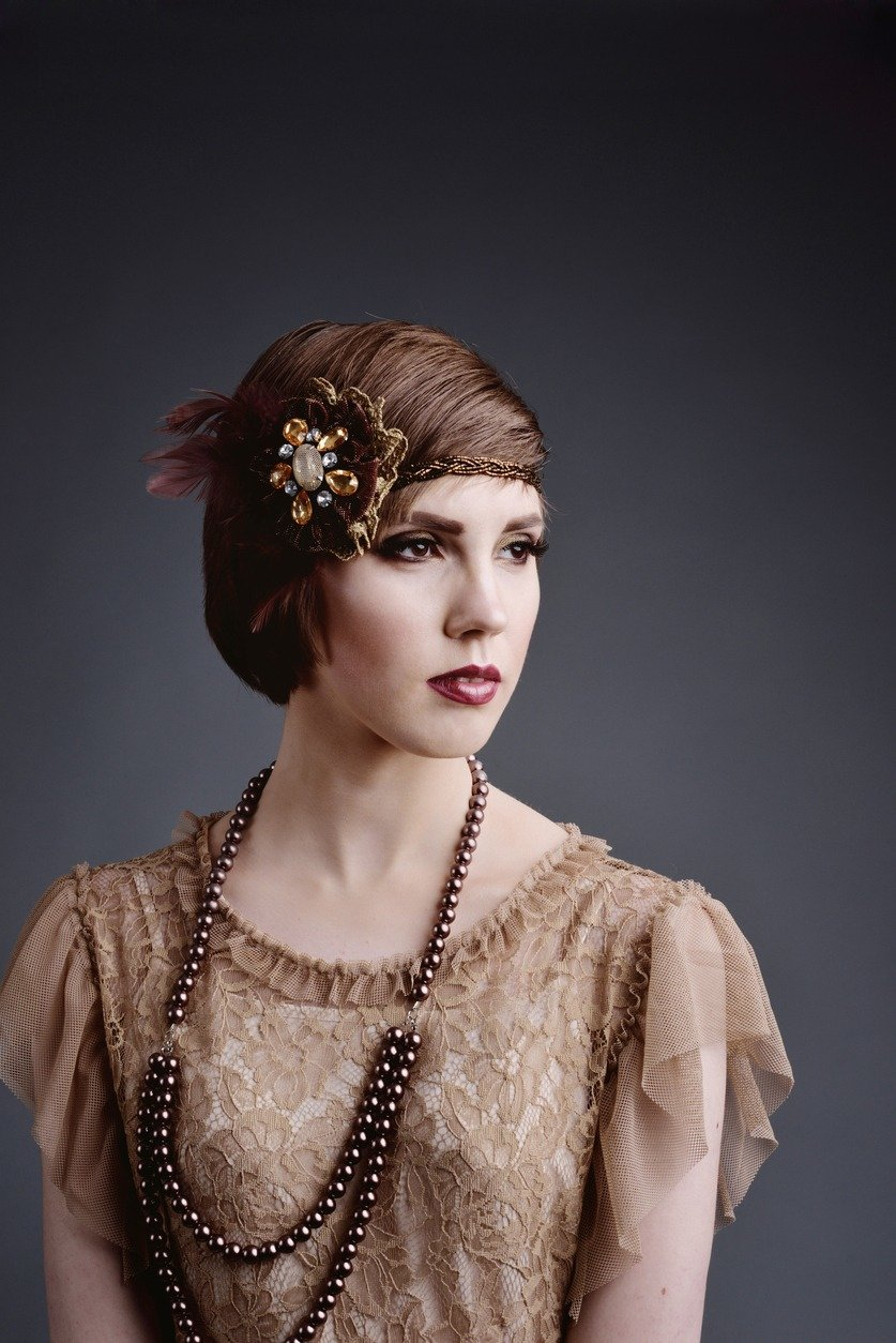 Free 22 Glamorous 1920S Hairstyles That Make Us Yearn For The Wallpaper