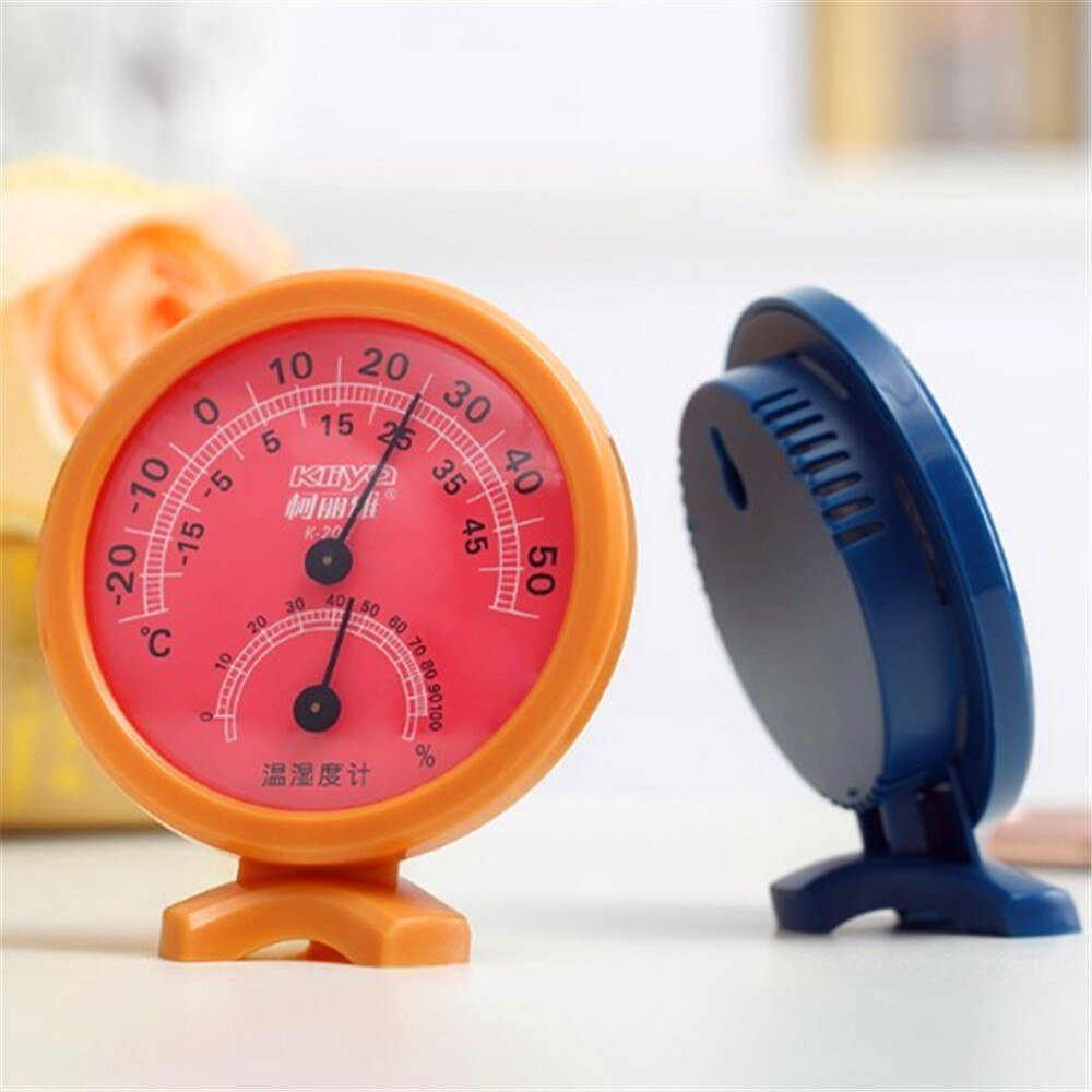 Best 1 Pc Home Office Bedroom Thermometer 20 50 C Creative Cute With Pictures