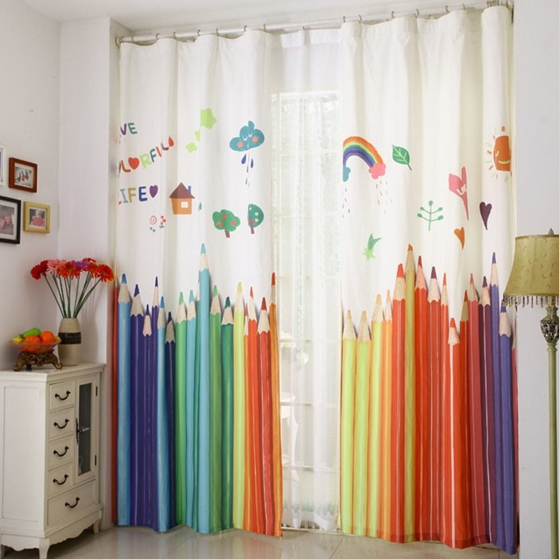 Best 2017 New Window Curtains For Living Room Luxurious Sheer With Pictures