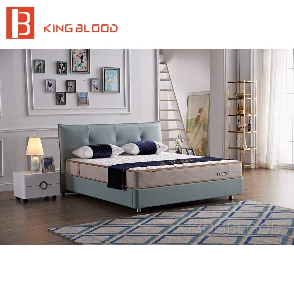 Best Luxury Turkish Modern Bedroom Furniture Queen Size Platform Double Bed Designs In Beds From With Pictures