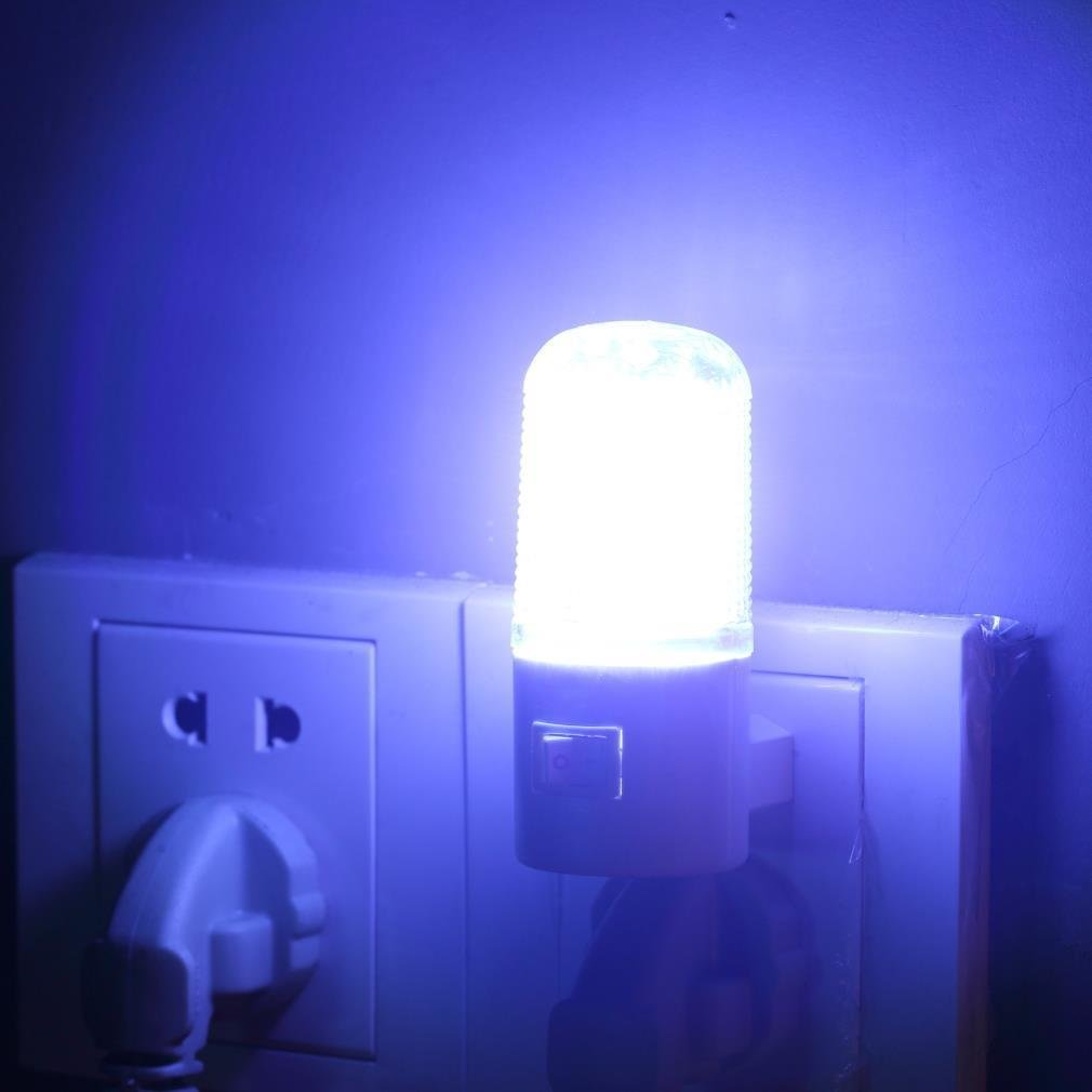 Best Aliexpress Com Buy 1Pc Bedroom Night Light Lamp Us Plug With Pictures