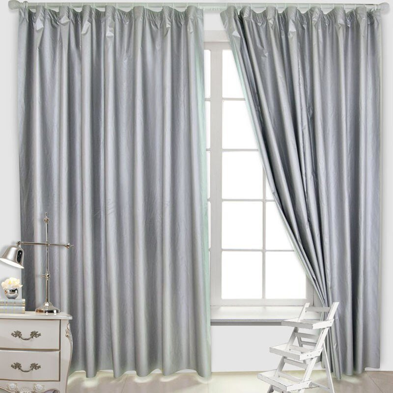 Best Polyester 100 Blackout Curtains For Living Room Kitchen With Pictures