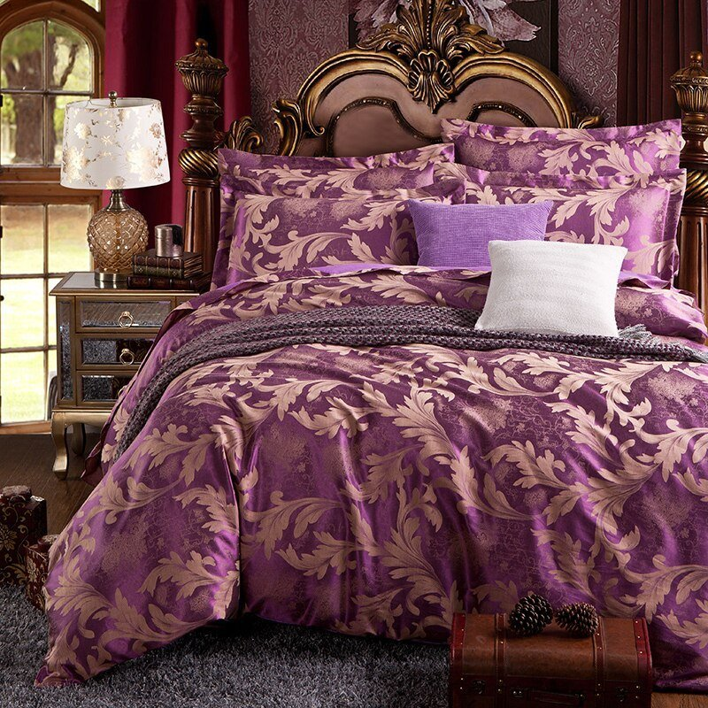 Best Discount 2016 New Arrival 4Pcs Of Bedding Set Include With Pictures