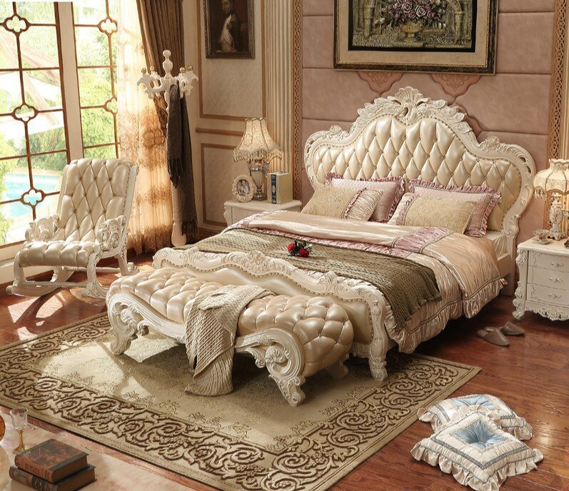 Best Wholesale 2017 Home Furniture Solid Wood Bedroom Furniture With Pictures