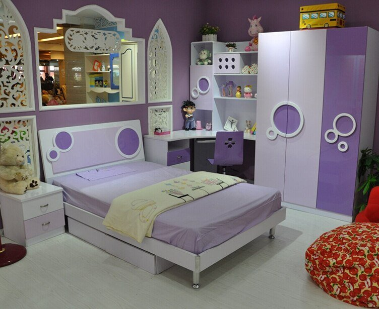 Best Boys And Girls Children S Furniture Suite Bedroom Suite With Pictures