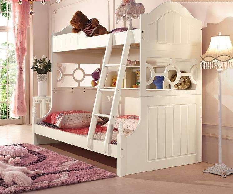 Best Korean Children S Furniture Real Princess Bedroom Double With Pictures