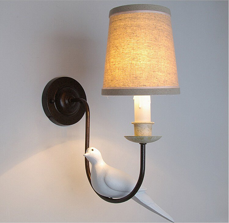 Best American Country Vintage Wall Lights Fixtures Led Sconces With Pictures