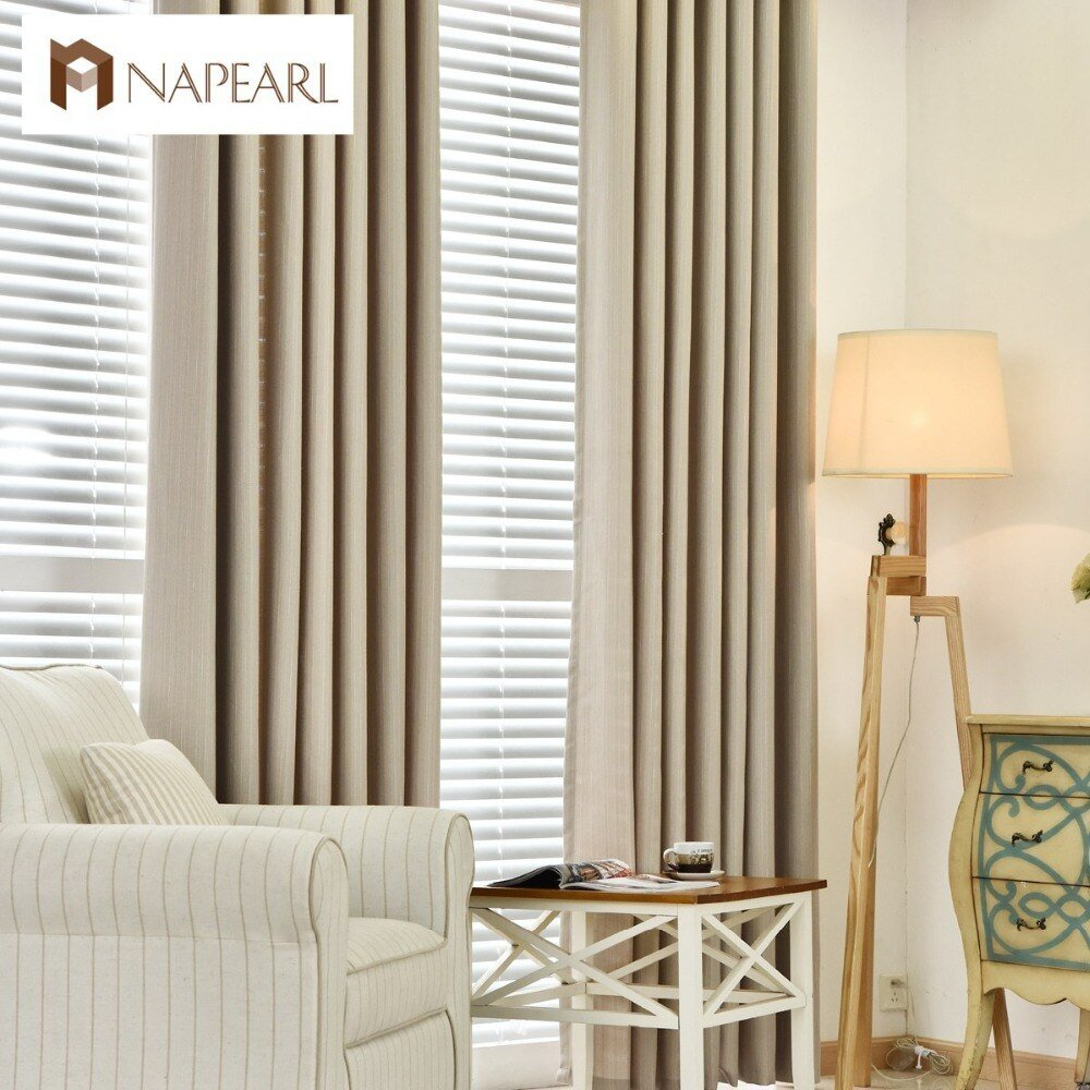 Best Linen Curtains Modern Blackout Bedroom Curtains Full Shade With Pictures