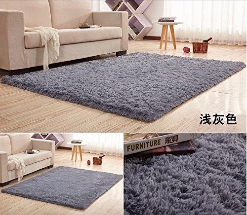 Best 12 Sizes Super Soft Silk Wool Rug Indoor Modern Sh*G Area With Pictures